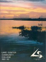 Lake-Sumter Community College General Catalog, 1981-1982