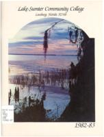 Lake-Sumter Community College General Catalog, 1982-1983
