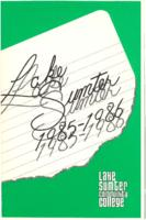 Lake-Sumter Community College General Catalog, 1985-1986
