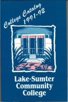 Lake-Sumter Community College General Catalog, 1991-1992