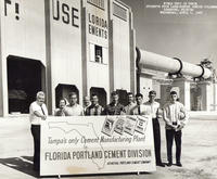 Field Trip to Florida Portland Cement Division, 1967